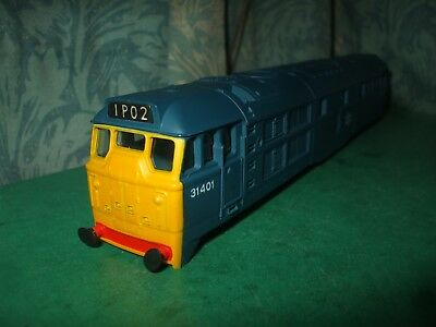 AIRFIX BR CLASS 31 BLUE LOCO BODY ONLY - No.2 • 20.46€