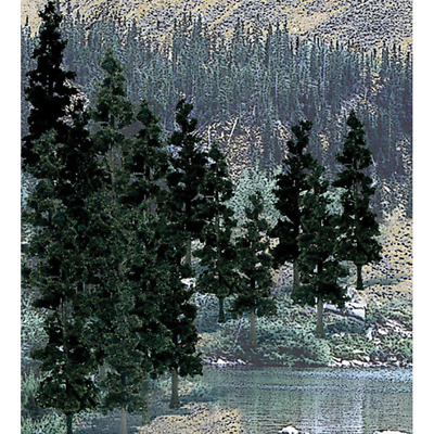 Woodland Scenics TR1581 4 -6  Ready Made Pine Value Pack (24/Pk) • 40.73€