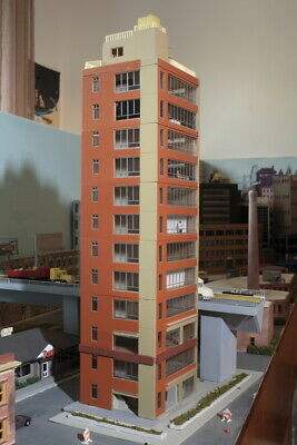 Kato Office Building N Scale 23 434B Immeuble échelle N • 65€