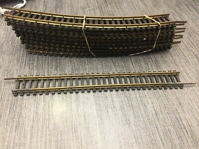 Lot Rails Made In France En Laiton • 1€