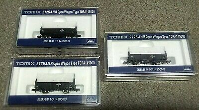 Tomix Wagons N Gauge.. Open Top.. Brand New Cheapest Ever Listed On EBay • 1.13€