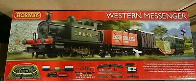 HORNBY R1142 Western Messenger Electric Train Set NEW • 111.16€
