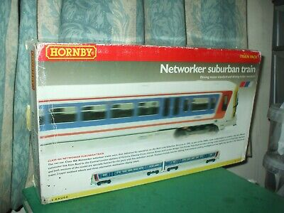 Hornby Class 466 Networker 2 Car Emu Empty Box Only  • 16.49€