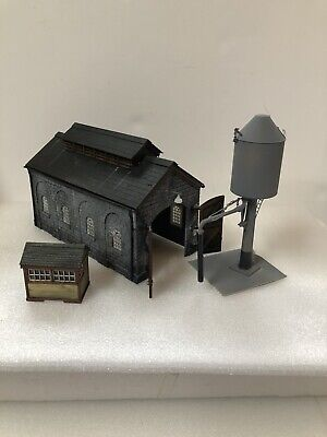 Oo Gauge Engine Shed ,pillar Water Tower ,small Hut • 34.27€