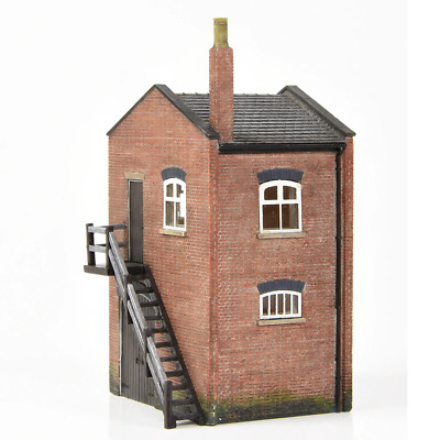 Bachmann 44-0088 OO Gauge Industrial Stores And Canopy • 60.08€