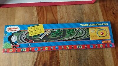 HORNBY R9077 THOMAS & FRIENDS Track Extension Pack C Factory Approved Sample • 38.90€