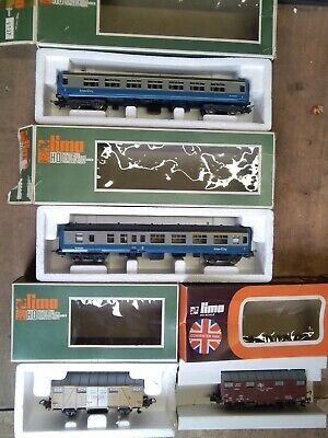 Lima, Ho / OO Wagons And Coaches BOXED Cheapest Listed... • 1.11€