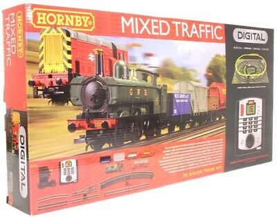 Hornby R1236 Mixed Traffic Freight Digital DCC Train Set BRAND NEW! • 221.68€