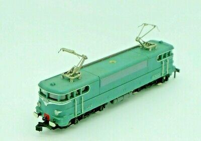 HOrnby ACHO MADE IN FRANCE MECCANO LOCO SNCF BB 16009 • 38€