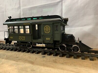 Delton Locomotive Works #2264 D&RGW MACK RAIL BUS #60 Spur G • 103€