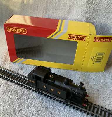 Hornby Railroad R3587 Jinty Class 3F 0-6-0T No.7109 EX Condition Boxed LMS Blue • 67.38€