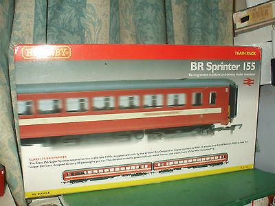HORNBY CLASS 155 SPRINTER 2 CAR DMU EMPTY BOX ONLY - No.1 • 16.60€