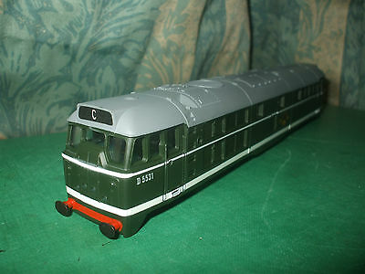 AIRFIX BR CLASS 31 GREEN LOCO BODY ONLY - No.1 • 25.02€