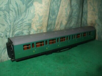Hornby Ex Sr Maunsell Green Composite Coach Only - Unboxed • 26.59€