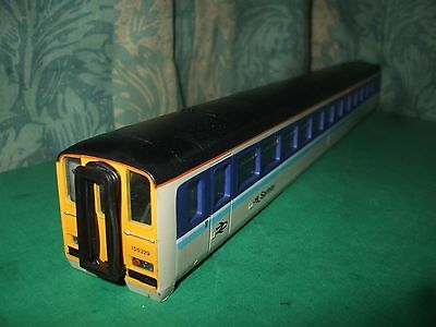 Dapol Class 155 Sprinter Regional Railways Blue Body Only - 52329 • 27.70€