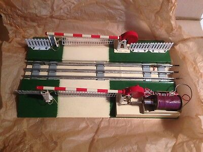 JEP 6363 French O Gauge Automatic Electric Level Crossing Passage Nivaeu Hornby • 159.58€