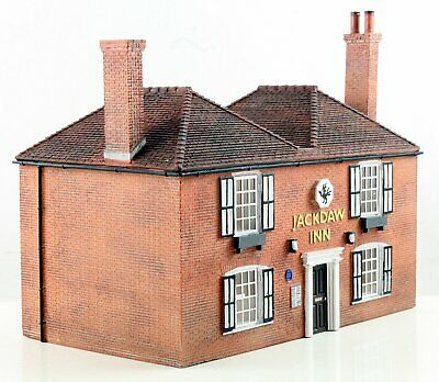 Bachmann 00 Scenecraft - The Jackdaw Inn - Pub 44-0020 • 51.34€