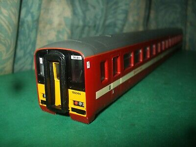Hornby Class 155 Sprinter Metro Maroon Body Only - 57344 • 28.28€