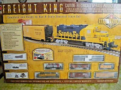 LL  SET COMPLETO   FREIGHT KING   UNION PACIFIC Scala N • 160€
