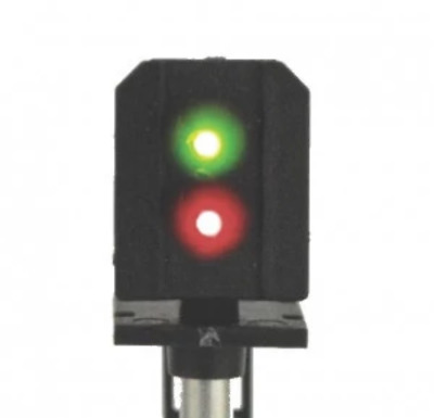Train-Tech SS1 OO Gauge Sensor Signal 2 Aspect Home • 45.20€