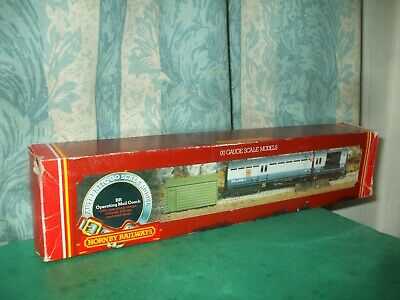 HORNBY LMS TPO OPERATING ROYAL MAIL COACH EMPTY BOX ONLY - No.2 • 13.54€