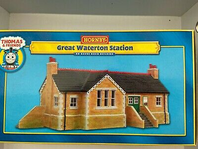Hornby R9262 Great Waterton Station Thomas & Friends  Mint Boxed • 107.35€