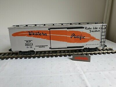 Märklin Maxi  Spur 1 54871 US-/USA-Box Car Western Pacific, Top • 145€