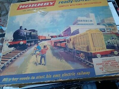 Hornby 00 Ready To Run Set ELECTRIC SET NO. 2004 • 105.65€
