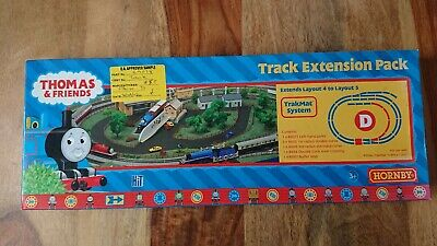 HORNBY R9078 THOMAS & FRIENDS Track Extension Pack D Factory Approved Sample • 50.02€