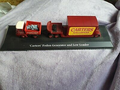 Carters Gallopers 1:76 THE GREATEST SHOW ON EARTH  • 7.04€