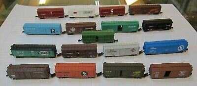 17x  Microtrains  Micro Trains  US Wagen Santa Fe NYC Western Pacific + Weitere • 179.99€