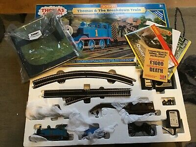 Hornby R9699  Thomas Tank & Friends & The Breakdown Train Set Complete Boxed New • 124.67€