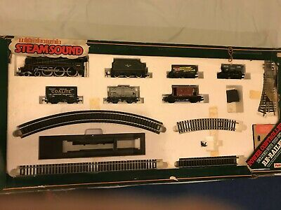Mainline Railways Express Freight Set Never Used, Box Ripped In Great Condition • 55.53€