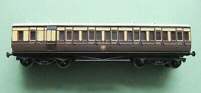 Kit-built GWR (ex-Cambrian) Non-corridor Brake/3rd Carriage 4mm Scale 00 Gauge • 69.36€
