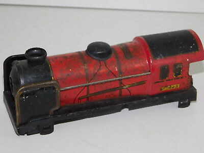 à RESTAURER Vintage LOCOMOTIVE HORNBY 3.1225 Ancien Train JOUET Tin TOY Meccano • 19.99€