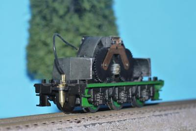 HORNBY POWERED TENDER DRIVE CHASSIS RINGFIELD For GWR 2-8-0, SCHOOLS Etc SPARES • 34.98€