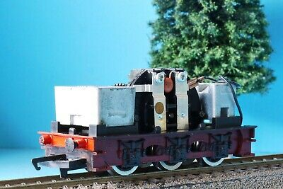 NEW HORNBY MOTORISED CHASSIS For PATRIOT TENDER DRIVE RINGFIELD ROYAL SCOT SPARE • 34.94€