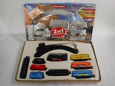 Vintage Western Freight / Orient Express Battery Boxed Train Set No VT539   • 44.42€