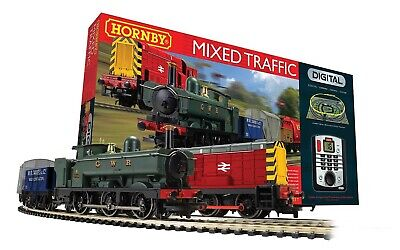 HORNBY R1236 Mixed Traffic Train Set - BRAND NEW  • 233.39€
