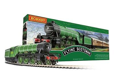 HORNBY R1255M Flying Scotsman Train Set - BRAND NEW • 177.93€