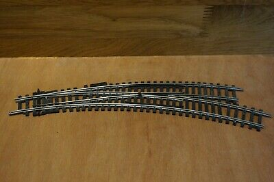 Hornby R8075 Right Hand Curve Point 00 Gauge VGC • 11.19€