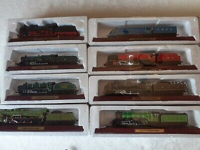 8 Model Locomotive Atlas Editions P8, A4 Class Collectable Toy Trains • 27.97€