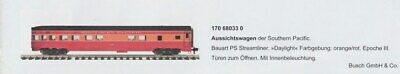 HS MTH  170650 33 0 Daylight Southern Pacific  Aussichtswagen Sp 1  • 325€