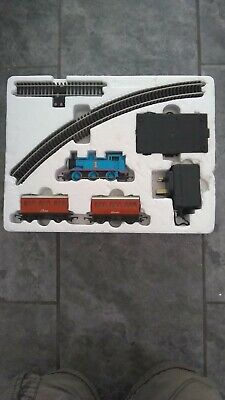 Hornby Thomas Train Set Boxed. Thomas, Annie,Clarabel, Track, Controller • 31.14€
