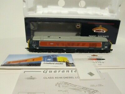 Bachmann Scale 1/76 Class 46 Ixion 97403 Diesel Locomotive (rare) Pre-owned. • 284.29€