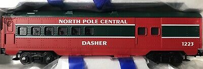 Lionel Spur O NORTH POLE CENTRAL COMBO CAR 6-25182 Personenwagen Aus Set 6-30039 • 49.95€