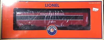 Lionel Spur O NORTH POLE CENTRAL VISTA DOME CAR 6-25196 Neu OVP • 49.95€