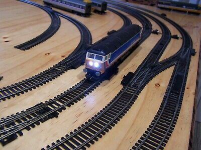 DCC Fitted Hornby 00 Gauge British Rail Network South East Class 47 Locomotive • 64.13€