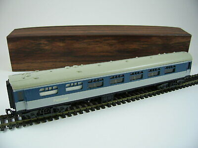 Liliput Pullman 1st Class Kitchen Car In Blue/Grey Livery 342 Ref. 1253 - Boxed • 45.03€