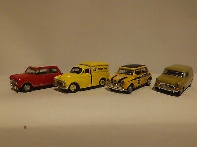 Oxford/ Hongwell...four Oo Gauge Vehicles In Mint/unboxed Condition ...see Below • 7.87€